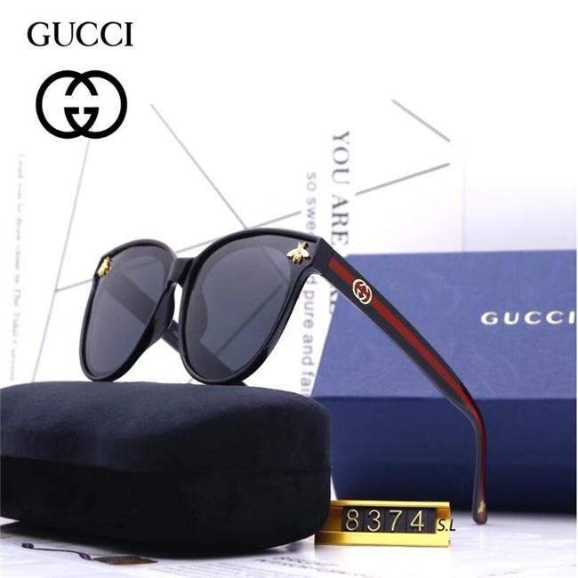 2020 Luxus-Modedesigner Large Metal Sonnenbrillen für Männer Frauen Glaslinsen UV-Schutz Sonnenbrillen 101
