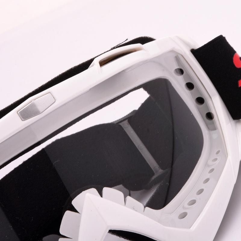 Motorradsport Brillen Motocross Off-Road-Fahrrad ATV Googles Ski Snowboard-Brille für Männer Frauen Bunte Objektiv