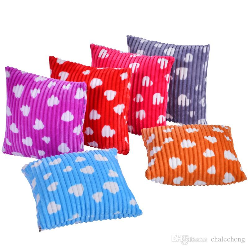 Soft Plush Colored Fish Throw Pillow Waist Cushion Sofa Bed Decor Gift Novel FA