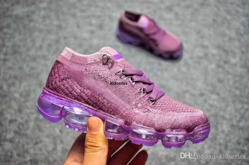 Ayakkabı Çocuk Koşu Spor ayakkabılar Spor Ayakkabıları Erkekler Kızlar Çocuk Ayakkabıları Eğitimi Spor Sneaker ayakkabı Renkler Boyut ABD 11C-3Y