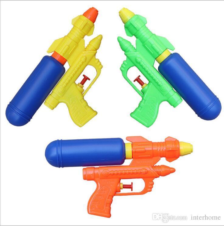 pistola ad acqua giocattolo dei bambini della pistola di acqua Vacanze estive Bambino Squirt Beach di gioco gioca Spray Pistola bambini della novità Giocattoli di sabbia Giocare migliori regali LT1129