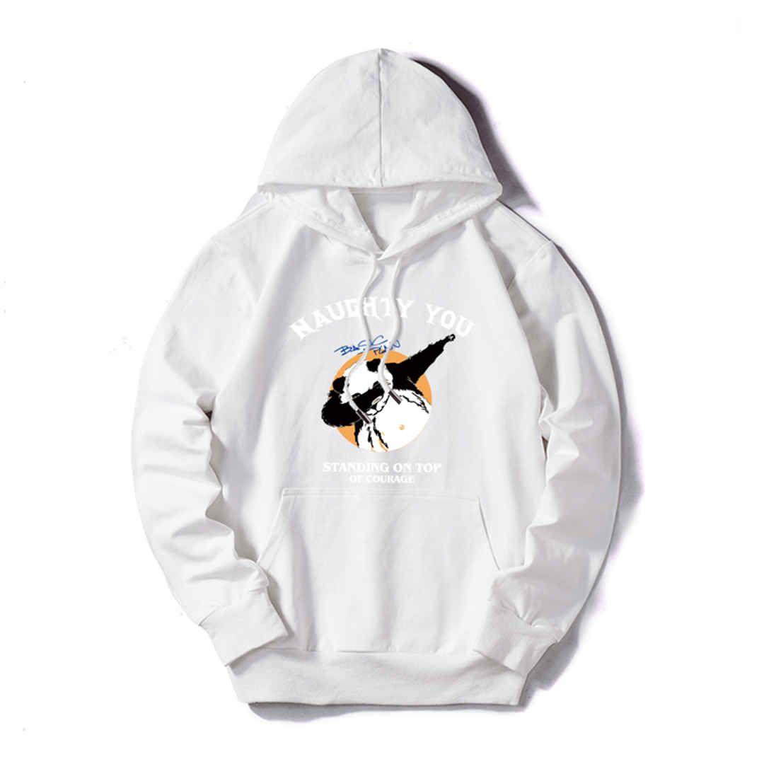 Mens Designer Hoodies De Luxe Sweat Hommes Hoodies Streerwear Marque De Mode Pulls À Manches Longues Kungfu Panda Supérieur Qualité