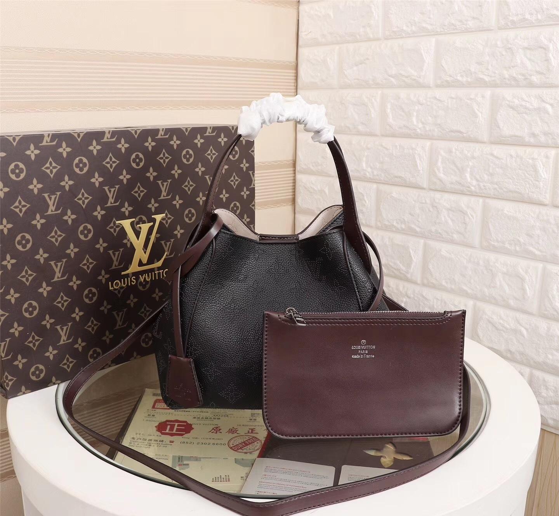 ornamentali incisione borsa a tracolla delle donne borsa del cuoio Passare dalla borsa e benna 022.005
