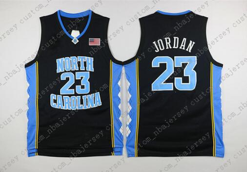 Norte se inclina encargo Carolina Tar baloncesto # 2 Coby blanca # 5 Nassir Poco # 13 Cameron Johnson # 24 # 32 Lucas Williams Maye NCAA jerseys XS-6XL