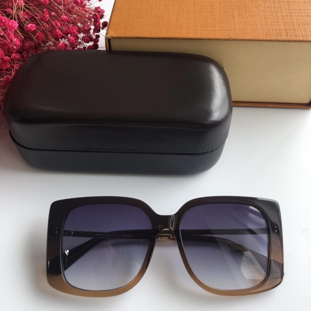 Lunettes de soleil de marque - nouvelles lunettes de soleil mode 2019 pour hommes et femmes Z1215 taille de monture de feuille 55-18-145