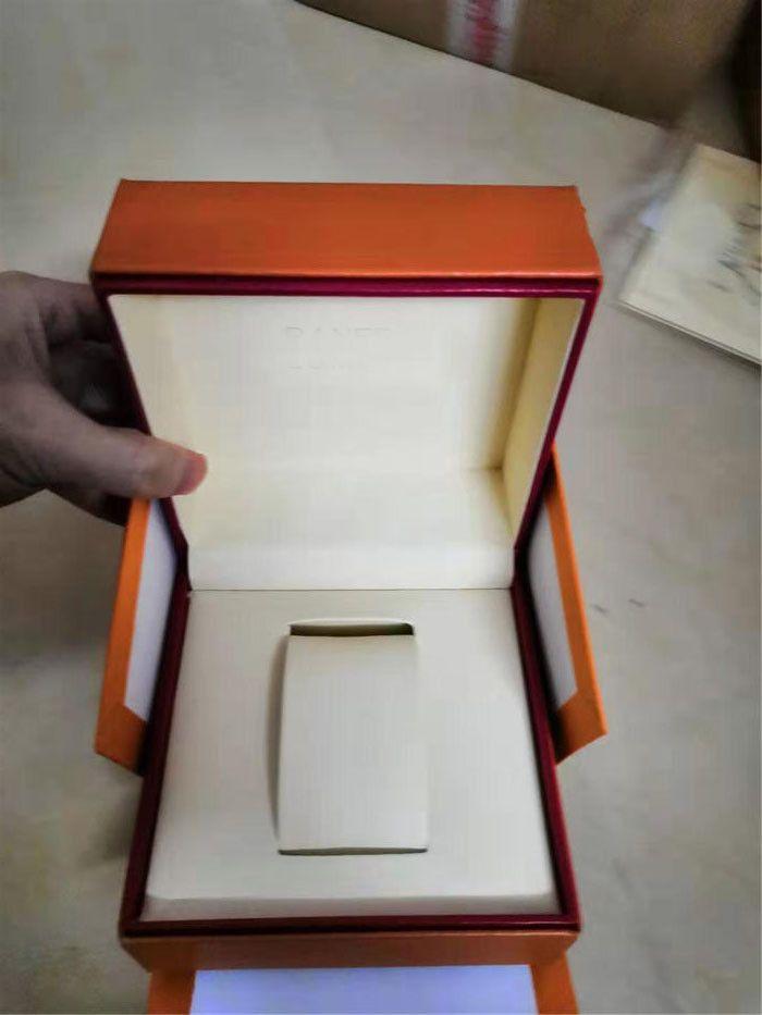 lüks bekçi kulübesi erkek logosu üst marka p-nerai kutu 02 ile Kutular vakaları saatler