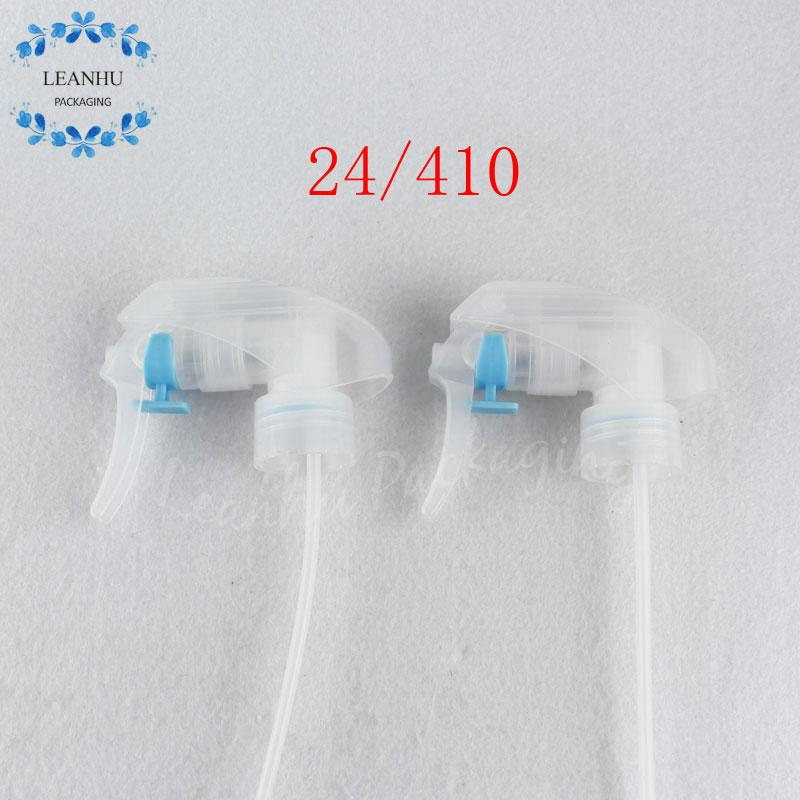 24/410 de alta qualidade Plastic Spray de gatilho da bomba, bomba de gatilho para Embalagem Cosméticos Garrafa (50 PC / Lot)