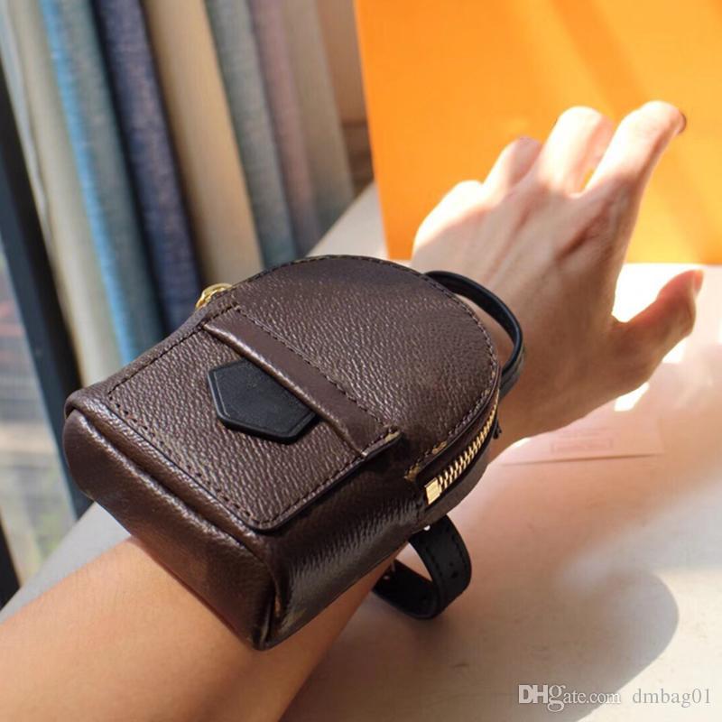 Pembe Sugao kadın cüzdan sikke cüzdanlar çiçek tasarımcısı Mini cüzdan sırt çantası küçük çanta akıllı ve çok yönlü minyon ve sevimli walle