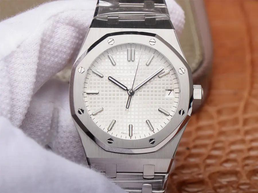 Высокое качество нового 4302 движение 41 мм х 10,04 мм автоматические механические часы разработаны дизайнером