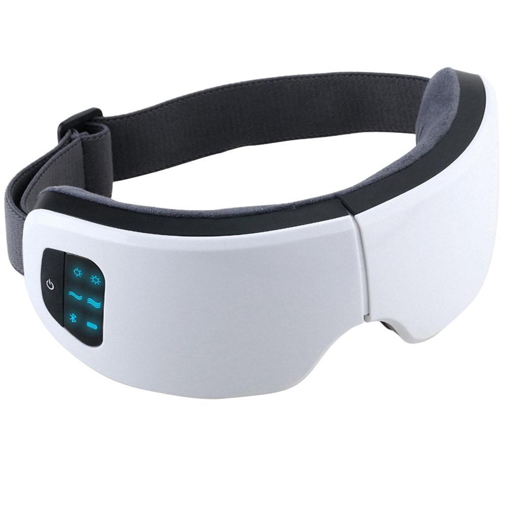 strumento occhio la pressione dell'aria forza temperatura massaggiatore occhio impacco caldo può essere regolata massaggiatore dell'ottica strumento di musica di Bluetooth