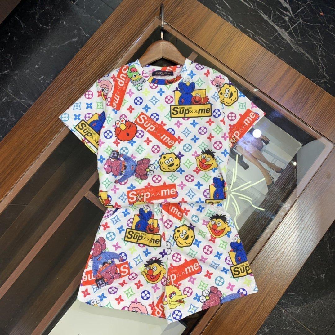Дизайнерские дети одежда детская одежда набор весна рекомендовать новый список лучших ринулись лучше распродажу партии simple3T79
