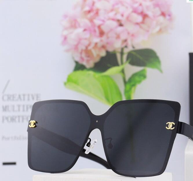 2020 جديد أزياء الإطار كبير الاستقطاب النظارات الشمسية الرجال واضحة جدا الاستقطاب النظارات الشمسية القيادة النسائية