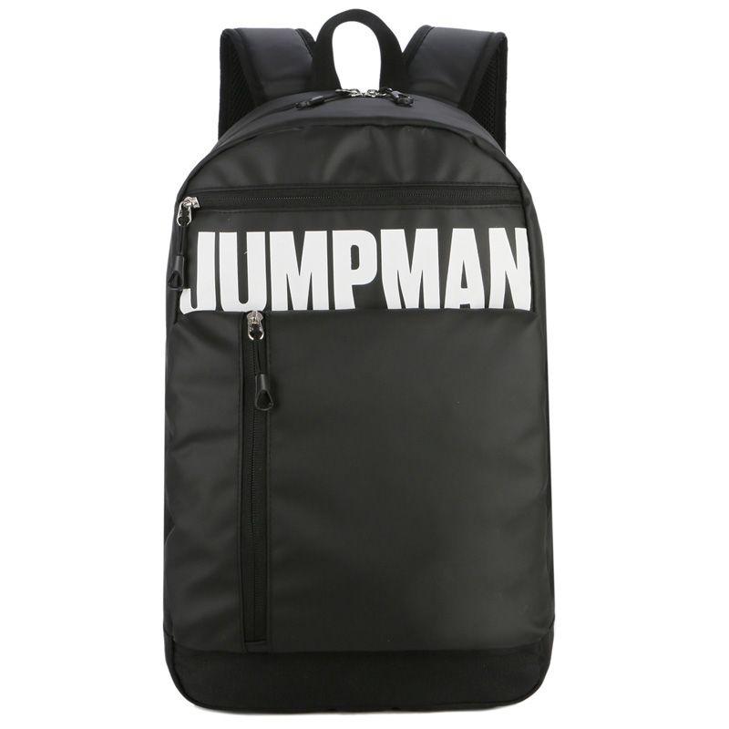 estilista jumpman Mochila Todo-Men estilista Bolsas Hombres Mujeres Gran Calidad al aire libre Mochila Sport Training Bag