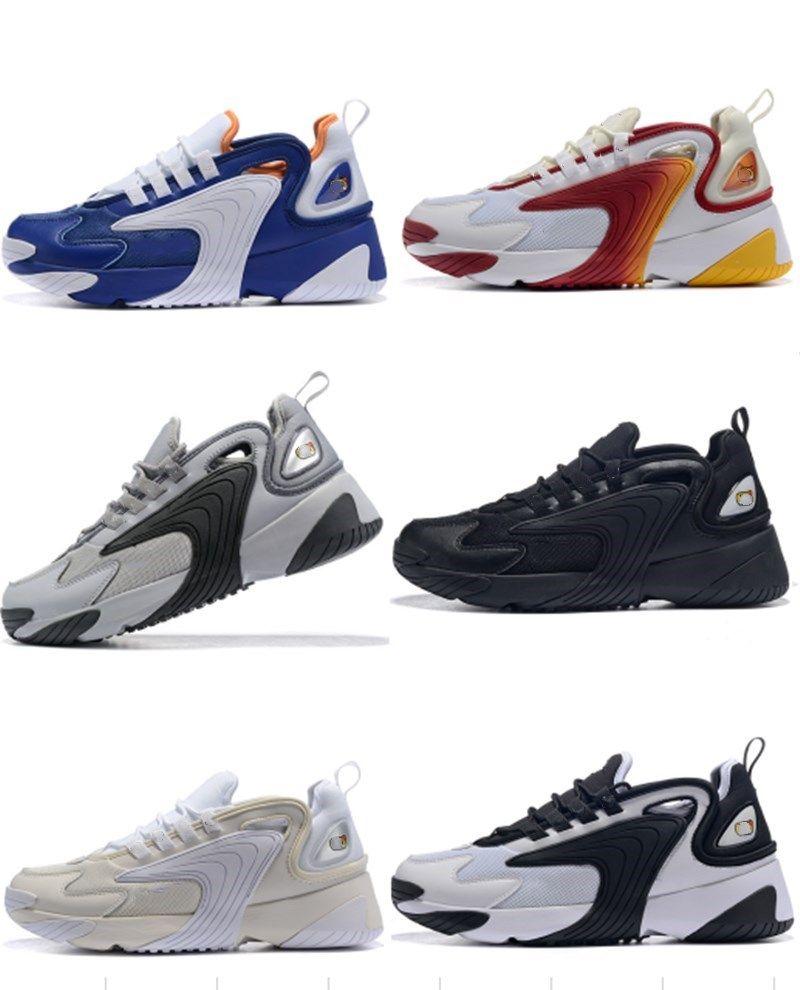 Almofada Zoom Spectrum Spectrum Running Sapatos Sports Trainers Homens Airs Respirável Sneakers Arco-íris Triplo Vermelho Cremoso Whit Outdoor Causal Sapatos