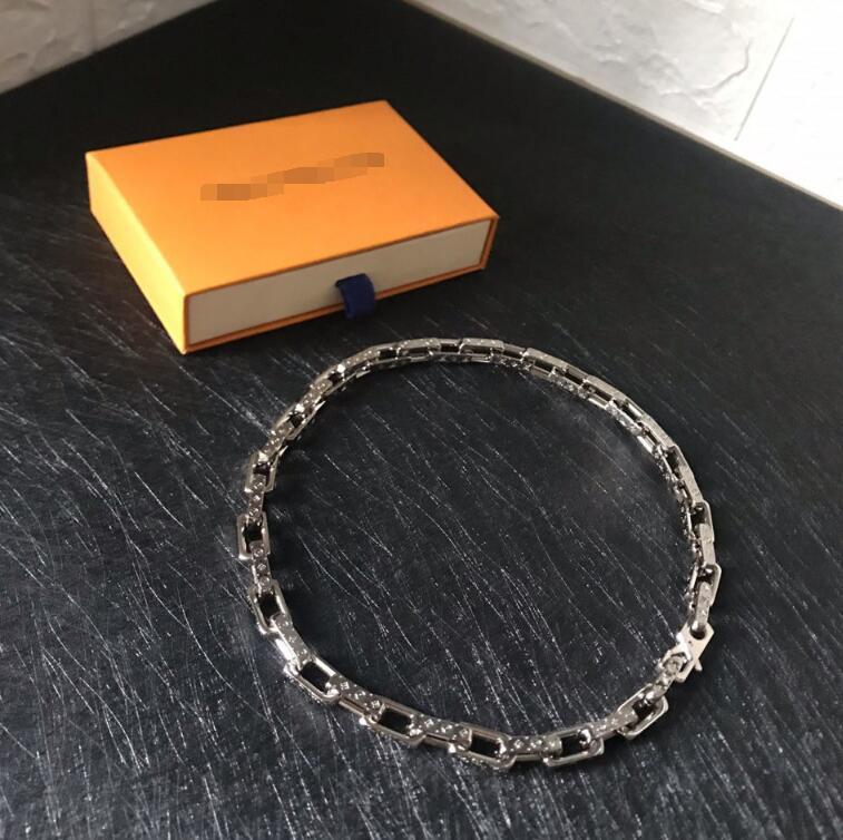 Мода стиль резных Logo1V бамбук гасили красочный лазерный браслет горный хрусталь браслет с цветком выгравированы V письма 18k серебра 02