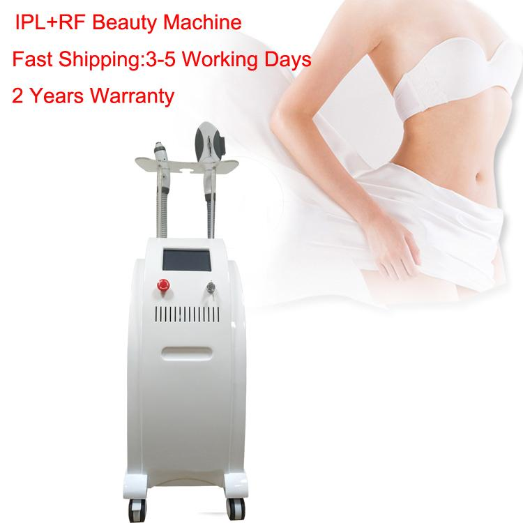 IPL Elight hair removal RF wrinkle remover face lifting spa beauty machine