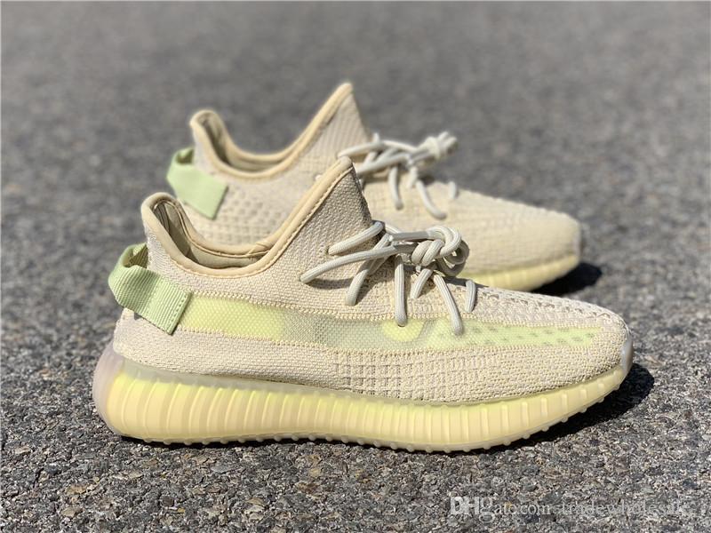 2020 nuovi pattini con la scatola donne degli uomini di sport di lino scarpe da corsa di lusso del progettista Trainer Moda Scarpe atletici della scarpa da tennis