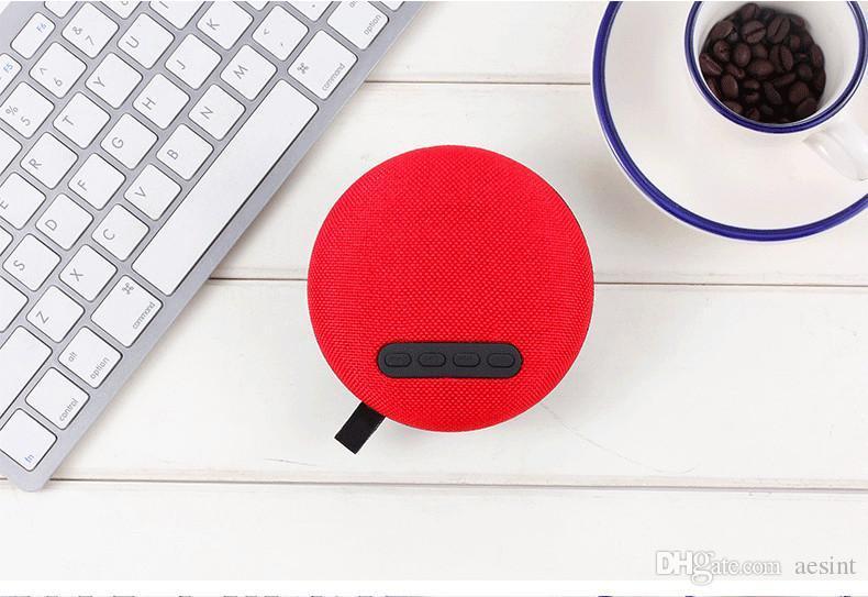 2019 HIFI haut-parleur bluetooth haut-parleur portable sans fil haut-parleur extérieur Perfect Sound prise en charge du subwoofer USB, TF CARD, RADIO FM, appel mains libres