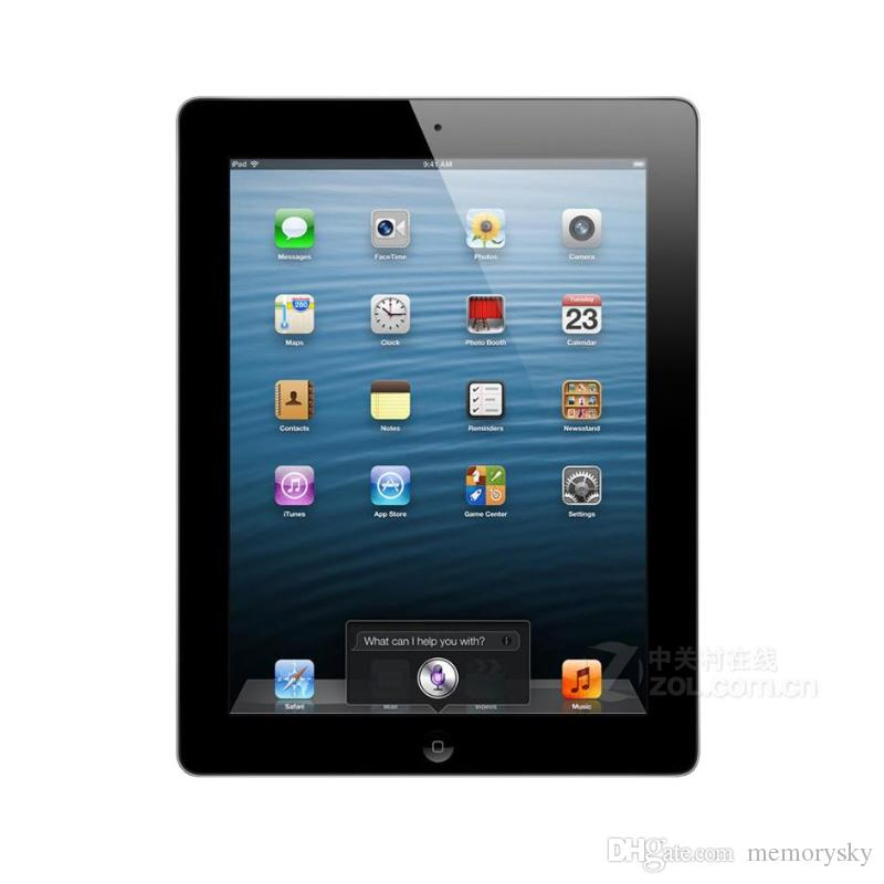 "Refurbished Apple iPad 4 16GB 32GB 64GB Wifi iPad4 Tablet PC 9.7"" IOS refurbished Tablet Original DHL"
