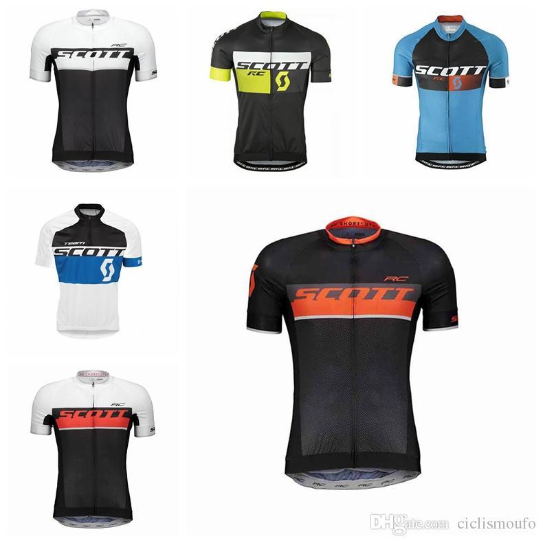 Man Racing On Bike Mens Short-Sleeve Polo Sport Shirt