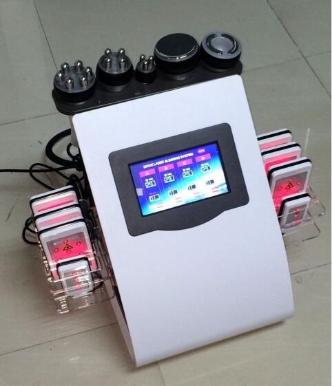 Machine portable à fréquence radio pour la perte de poids, la cavitation ultrasonique machine à radiofréquence
