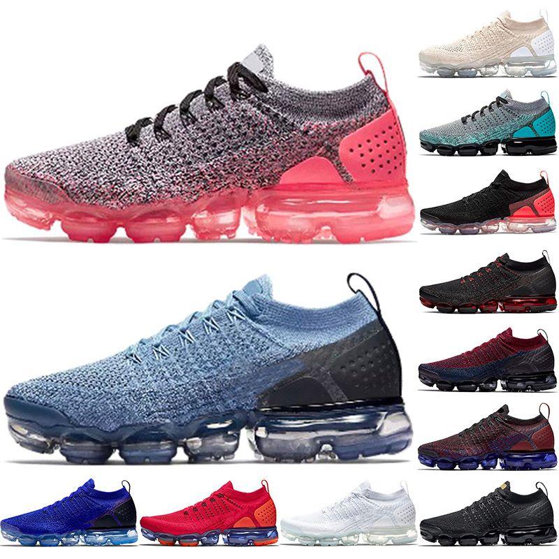 Nike Air Vapormax Flyknit 2.0 para hombre de TN plus tn Work Blue CNY NRG Triple Black White Zapatillas de deporte para hombre de Zapatillas de deporte para mujer