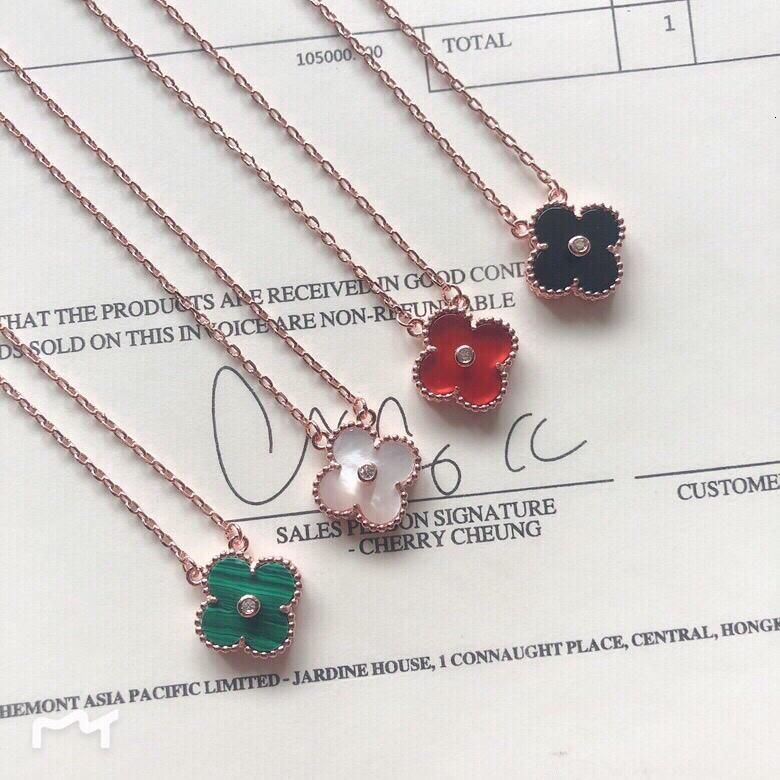 Hochwertige Europa und die Vereinigten Staaten neue Halskette Schmuck einfache Mode Halskette Charme weibliche decorations01
