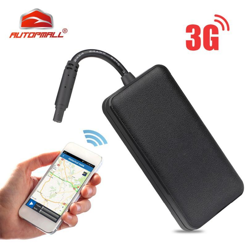 3G GPS Tracker Car Remote Cut-off Oil Power Realtime Locator GPS GV20-3G Network Off Alarm Tracking Location Waterproof IP65