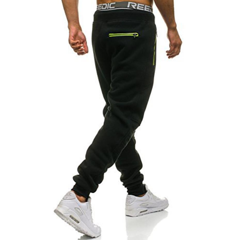 Pantaloni da jogging da uomo ZOGAA Pantaloni da jogging invernali da palestra Pantaloni da basket da palestra Regular Long Active Wear Pantaloni sportivi invernali allentati