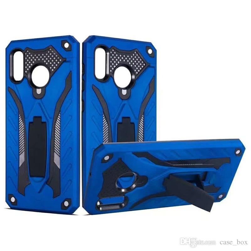 Двухслойный Прочный Гибридный Kickstand чехол для Samsung Galaxy M10 A10E A10 M20 M30 A40s A20 A30 A40 A50 A60 A70 Обложка