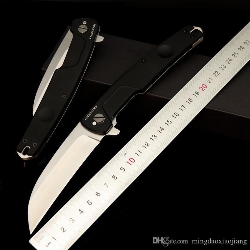 EXTREMA RATIO tactical folding knife cheetah blade aluminum alloy anti-corrosion pocket camping outdoor survival knife EDC tool