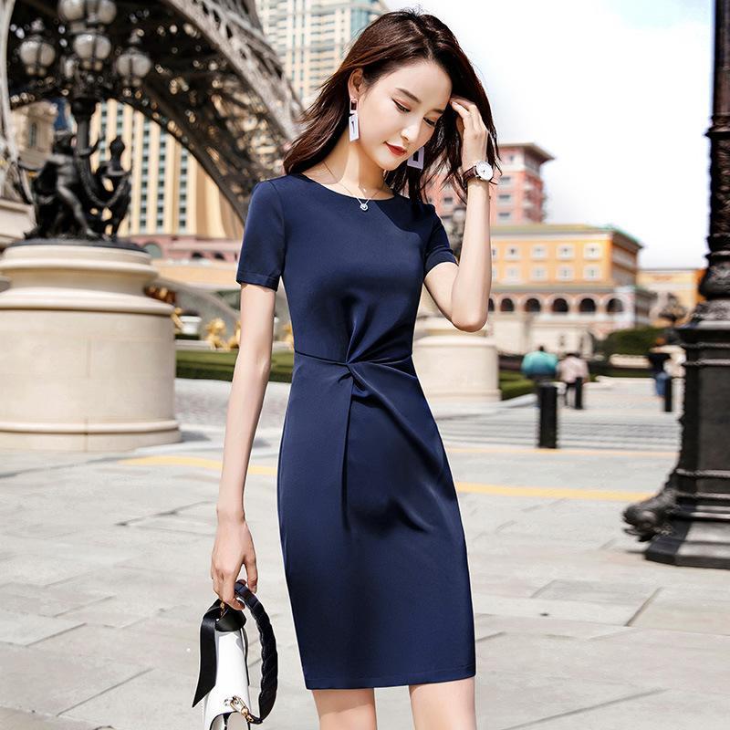 Güzellik Elbise Meslek İki Kağıt Ambalaj Kalçalar Mizaç Güzellik Salonu Kuyumcu İş Kıyafetleri Kadın Pretend