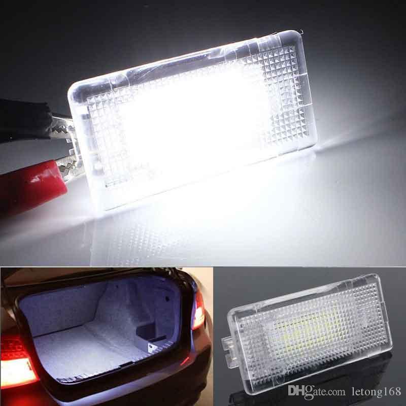 1PC Car Led Footwell Luggage Trunk Boot Glove Box Lamp Car Light Source Interior For E39 E46 E36