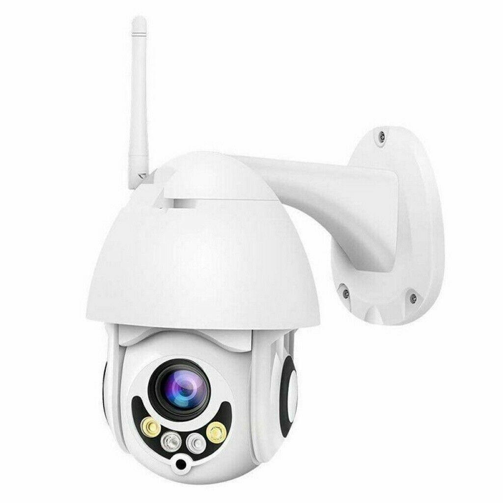 2019 NEW360 درجة HD 1080P WIFI IP كاميرا بيضاء الذكية اللاسلكية في الدوائر التلفزيونية المغلقة الأمن المنزلية الأشعة تحت الحمراء كاميرا المنزل التكبير آلة التكبير الكرة عن بعد