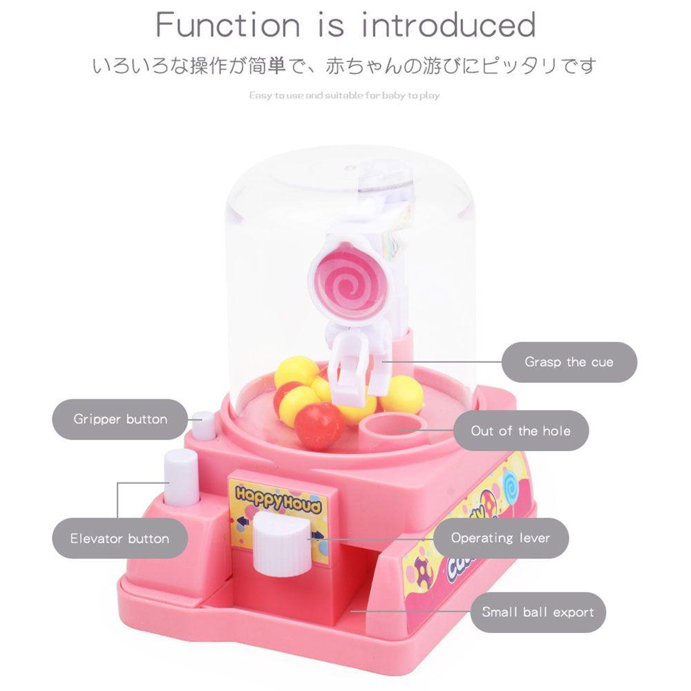 Дети Логические игры Моделирование малых Ловля конфеты клипы машина интерактивное руководство Мини Развивающие игрушки Настольные игрушки