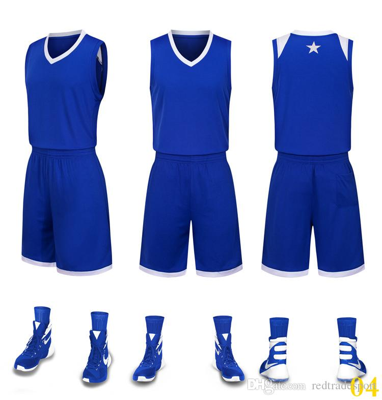 2019 Mens New Edition em branco número nome Basketball camisas personalizadas costume tamanho Melhor qualidade S-XXXL VERDE BRANCO PRETO AZUL B0051