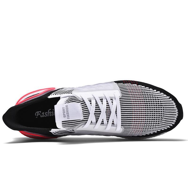 الرجال الاحذية مريح أحذية الرياضة الموضة لأحذية الرجال الأحذية أوقات الفراغ في الهواء الطلق Zapatillas هومبر الرياضة أحذية رجالية