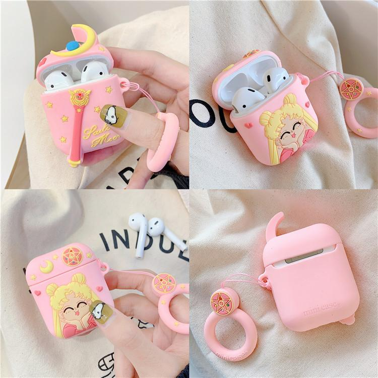 2020 3d Kawaii Airpods Case For Apple Airpods Protector Cover