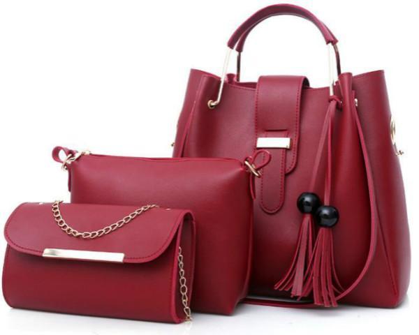 Trois Sacs Designer Sacs à main New Fashion Messenger Bag de luxe sauvage Une épaule portable dames multi-pièces Sac Buns et Sacs Mère