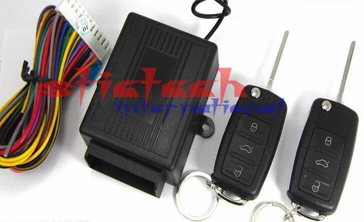 durch DHL oder EMS 10pcs Auto-zentraler entfernt Kit Türschloss Locking Fahrzeug Keyless Entry-System Remote-Auto-Zentralverriegelung