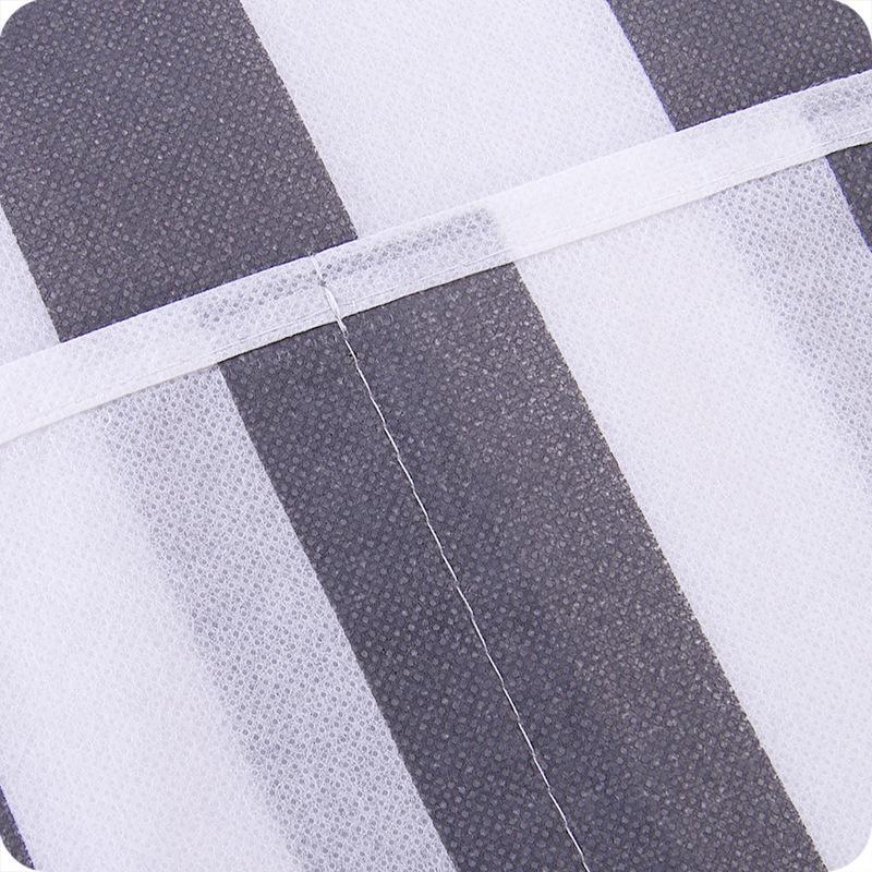 Mrosaa 1pcs Covers simples Micro-ondas poeira tampa microonda capa com saco de armazenamento Decoração Acessórios de cozinha Supplies