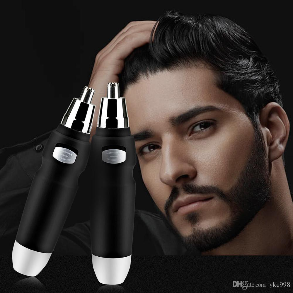 Hot Electric Cleaning Machine Shaving Nose Ear Trimmer Safety Face Care Nose Hair Trimmer for Men Shaving Hair Removal Razor Beard