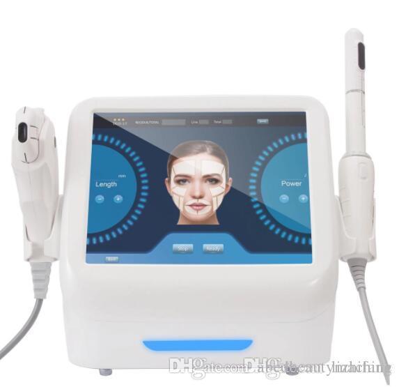 3 in 1 HIFU Vajinal Sıkma Makinesi Kırışıklık Temizleme Yüz Germe Vücut Zayıflama Yağı 5 Kafa Güzellik Makinesi ile Vajina Gençleştirme Azaltmak