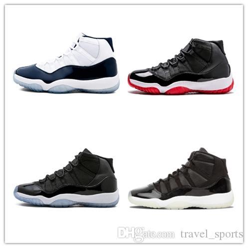 NIKE Air Jordan 11 Retro الجديدة 11 منخفضة GG الوريثة فروست أبيض أزرق جلد الثعبان بارونات إمرأة رجل حذاء حذاء رياضة كرة السلة 11S رخيصة سلة أحذية كرة الرياضة CB30