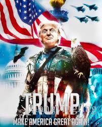 freies Verschiffen Großhandelsfabrikpreis 100% Polyester 90 * 150cm 3x5 FTS amerikanischen Patriotismus Trumpf Flagge für Dekoration