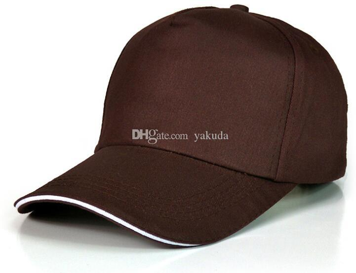 Snapbacks Caps cheap snapback hat Personality Design Online Training Tourism advertising hats custom logo print pattern five baseball cap