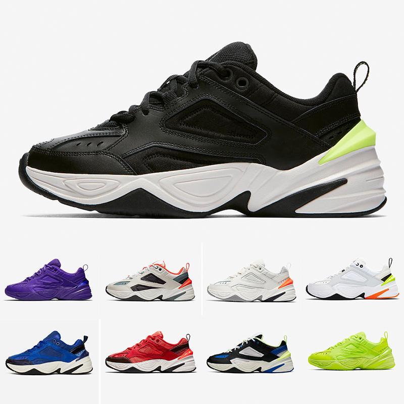 Высокое качество Monarch M2K Tekno мода папа обувь Monarch 4 Дизайнер Zapatillas кроссовки мужские женские классические кроссовки des унисекс