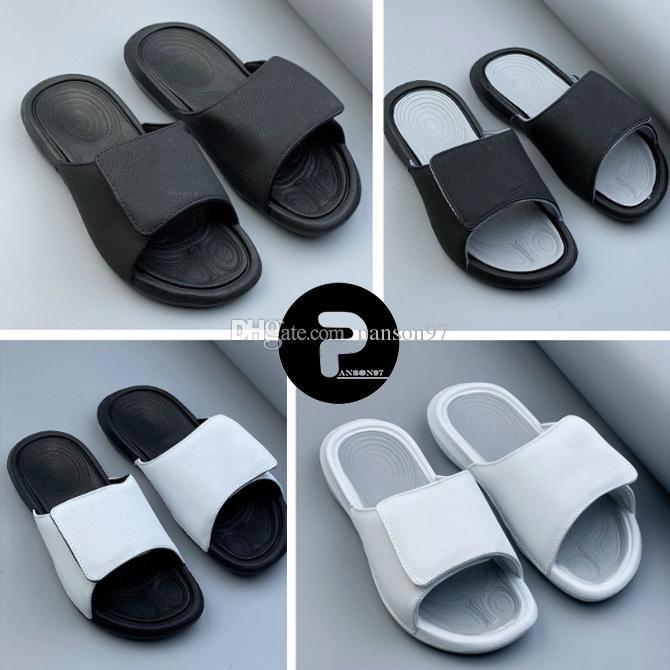 남성 5 초 하이드로 5 쿨 그레이 슬리퍼 샌들 하이드로 슬라이드 농구에 대한 디자이너 농구 운동화 슬리퍼 운동화 글로우 새로운 핫 신발