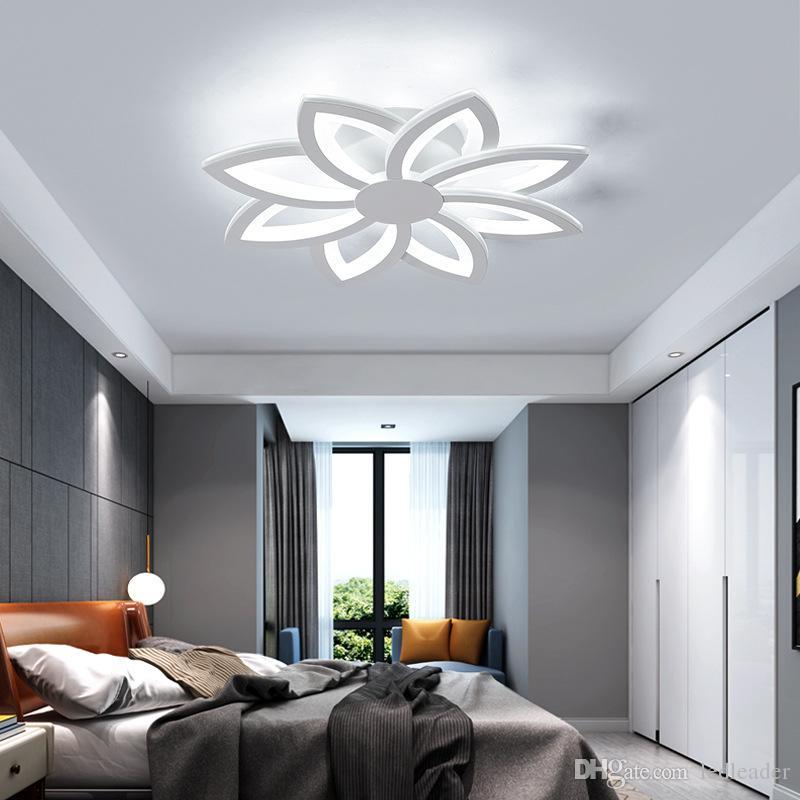 soffitto camera da letto matrimoniale calda luce romantica della lampada Sala matrimonio soffitto ha portato la lampada semplice e moderno salotto lampada I234 per bambini creativi