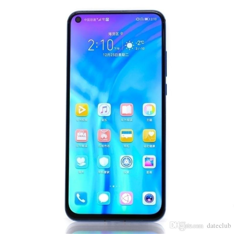 Téléphone mobile d'origine Huawei Honor V20 20